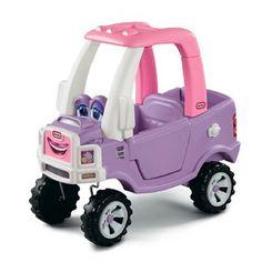 Little Tikes Cozy Truck - Princess