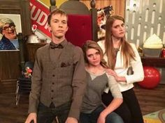 Natalie, Mallory and Adam Studio C, Jesus Christ, Comedy, It Cast, Fandoms, Funny, Youtube, Funny Parenting, Comedy Theater