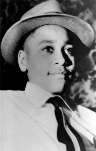 """""""I want you to tell me where under God's shining sun is the land of the free and the home of the brave if you don't turn these [avowed murderers] boys loose -- your forefathers will absolutely turn over in their graves!""""  -- Emmitt Till's Murderers' Defense Attorney 1955. Sanford police spokesman Sgt. David Morgenstern said there was no probable cause for an arrest of avowed murderer of Trayvon Martin in 2012."""