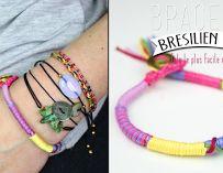 Great DIY: the Brazilian spherical bracelet, the best tutorial on the earth! Great DIY: the Brazilian spherical bracelet, the best tutorial on the earth! Diy Bracelets To Sell, Colorful Bracelets, Handmade Bracelets, Beaded Bracelets, Hippie Bracelets, Fashion Bracelets, Jewelry Making Beads, Diy Jewelry, Jewelry Ideas