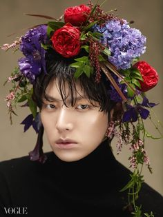 Ahn Jae Hyun - Vogue Korea, September 2014 Issue
