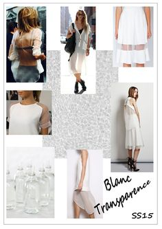 Transparence Spring/summer 2014/2015 trend