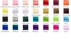 Color chart jjshouse com dresses pinterest colour chart
