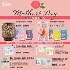 Mother's Day bundles