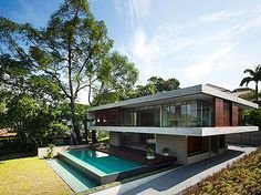The Incredible JKC1 House in Singapore