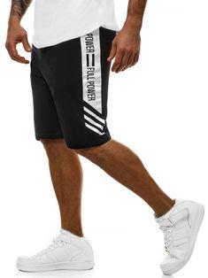 Kliknij na zdjęcie, aby je powiększyć Bermudas Shorts, Grey Shorts, Swim Shorts, Designer Mens Shorts, Teen Words, Jogger Pants, Alter, Jeans, Shirt Designs