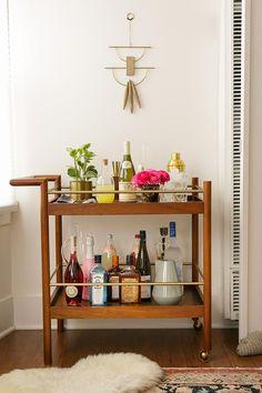 Simple Bar Cart