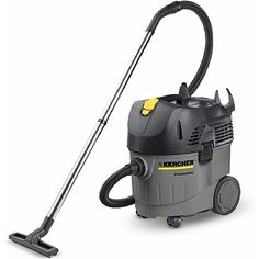 Wet and Dry Vacuum Cleaner - Karcher NT 35/1 Tact I Cleaning Tips, Hacks & Products