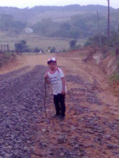 Caminho para Quilombinho em Indaiatuba / SP