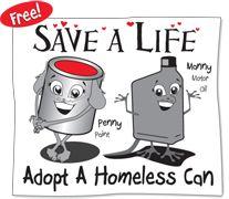 Free items available through the hazardous waste program.