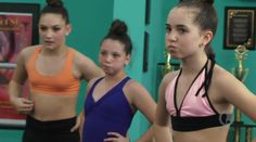 Dance Moms Miami: Don't Take That Tone With Me. I Don't Think I Like Your Attitude, Or Your Boy Cooties. It's Lucas & Kimmy, Sitting In A Tree.