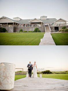 Dunes Club Atlantic Beach Nc Wedding A Favorite Crystal Coast Venue With