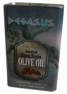 Pegasus Extra Virgin Olive Oil, 3L * Sensational bargains just a click away : baking desserts recipes