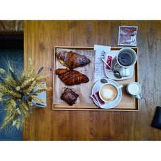 Breakfast at the #Baluard bakery inside the Praktik Bakery Hotel!!!  Instagram picture by @bcnjorge