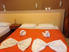 Pokój w hotelu Grecja