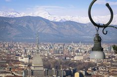 View over Turin II by vlad-m.deviantart.com on @deviantART #Torino #panorami
