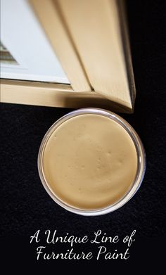 A new line of furniture paint, great for antiquing and distressing (MudPaint)