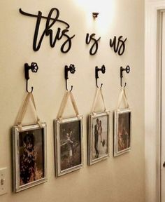 30 Simple DIY Pallet Wall Art Ideas – wall art Ideas - Decoration For Home Room Decor For Teen Girls, Diy Pallet Wall, Diy Casa, Decoration Bedroom, Diy Décoration, Easy Diy, Simple Diy, Easy Home Decor, Home Decorations
