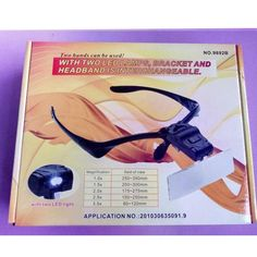 5 lens Head Magnifying Magnifier Glass with LED For Eyelash Extension,Dry Fast Eyelash Extension glue products