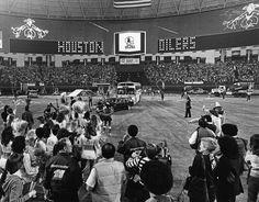 Houston Oilers Astrodome