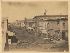 Battery Street. | Title: Battery Street. Creator: G. R. Fard… | Flickr