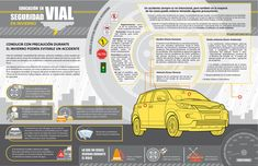 Infografia Seguridad Vial by ~Rockusho on deviantART