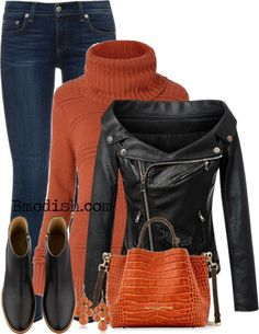 Fall Fashion Outfits, Casual Fall Outfits, Fall Winter Outfits, Winter Fashion, Womens Fashion, Polyvore Outfits, Everyday Fashion, My Style, Clothes