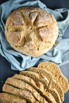 Homemade Swedish Rye Bread - can be frozen and saved for later!