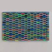 Multicolor Flip-Flop Doormat