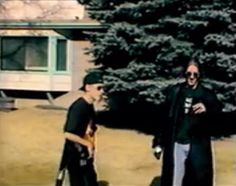 Eric Harris and Dylan Klebold, The gunmen of the Columbine Massacre. I've studied it extensively.
