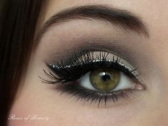 Roses of Beauty: silvester look
