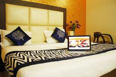 Book OYO 753 Hotel Grand Legacy, Dehradun online @ with free cancellation. ✔Lowest price on hotel bookings ✔Deal and ✔Discounts Dehradun, Hotel Reviews, Room, Hotels, India, Explore, Furniture, Home Decor, Travel