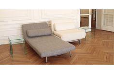 Canapé modulable design Loveseat Gris