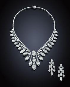 marquise diamond necklace designs - Google Search