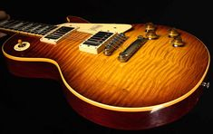Gibson Custom Wildwood Spec - 1959 Les Paul Standard Reissue - Tom Murphy painted and aged Tom Murphy, Les Paul Standard, Music Instruments, Guitars, Electric, Musical Instruments, Guitar