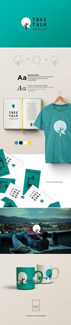 Logo Plexo Design Tree Talk Logo Is Your Garden Protected By Your Home Insurance? Web Design, Design Lab, Design Ideas, Brand Identity Design, Corporate Design, Branding Design, Packaging Design, Packaging Ideas, Corporate Identity