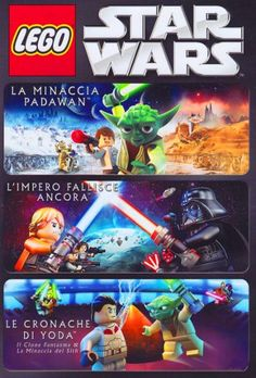 Lego Star Wars – La trilogia (2015) | CB01.CO | FILM GRATIS HD STREAMING E DOWNLOAD ALTA DEFINIZIONE