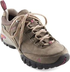 Vasque Women's Talus Trek Low UltraDry Hiking Shoes Black Olive/Damson 11