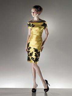 Designer Evening Cocktail Dresses 2012