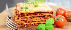 Recetas Arroces Y Pastas | Receta Recetas Sin Gluten, Lasaña Boloñesa
