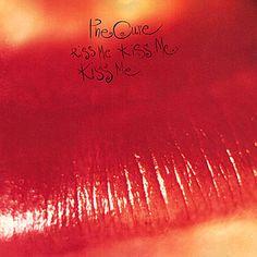 ' Kiss me Kiss me Kiss me ' (Album) .1987.