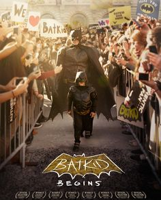 """Why """"Batkid Begins"""" is the Batman Movie To See"""