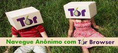 Segurança e privacidade, blinde sua web navegando com Tor Browser. Saiba mais http://www.nerdup.com.br/powerup/cinto-utilidades/navegue-anonimo-na-web-com-tor-browser #nerdup   #seguranca   #segurancaonline