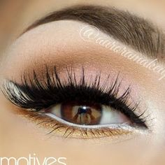 Soft Look by Aurora G. Click the pic to see what products she used. #beauty #makeup #everydaylook