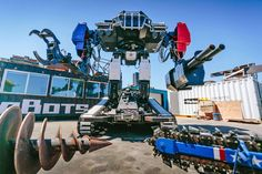 Learn about Team USA tests Eagle Prime ahead of its Giant Robot Duel http://ift.tt/2vtjkOe on www.Service.fit - Specialised Service Consultants.