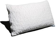 2 x NEW Memory Foam Pillow Luxury Firm Head Neck Support Orthopedic Hibernight