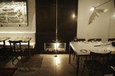 A Restaurant Inspired by Blacksmiths : Remodelista