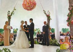 One Couture Bride: Celebrity Wedding Inspiration: Carrie Underwood