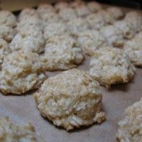 Gluten-free Egg-free Coconut Macaroons   WHOLEmade