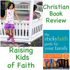 I received this book to facilitate this review; all opinions are my own. As Christian parents, there's something we always worry about: Will the faith I teach my kids stick? It's not just the stickiness that worries me, but the basics of making faith an everyday thing. For me, it is and, so, I know …